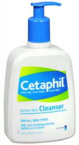 Why not use Cetaphil cleanser Spa & Beauty Therapy Articles
